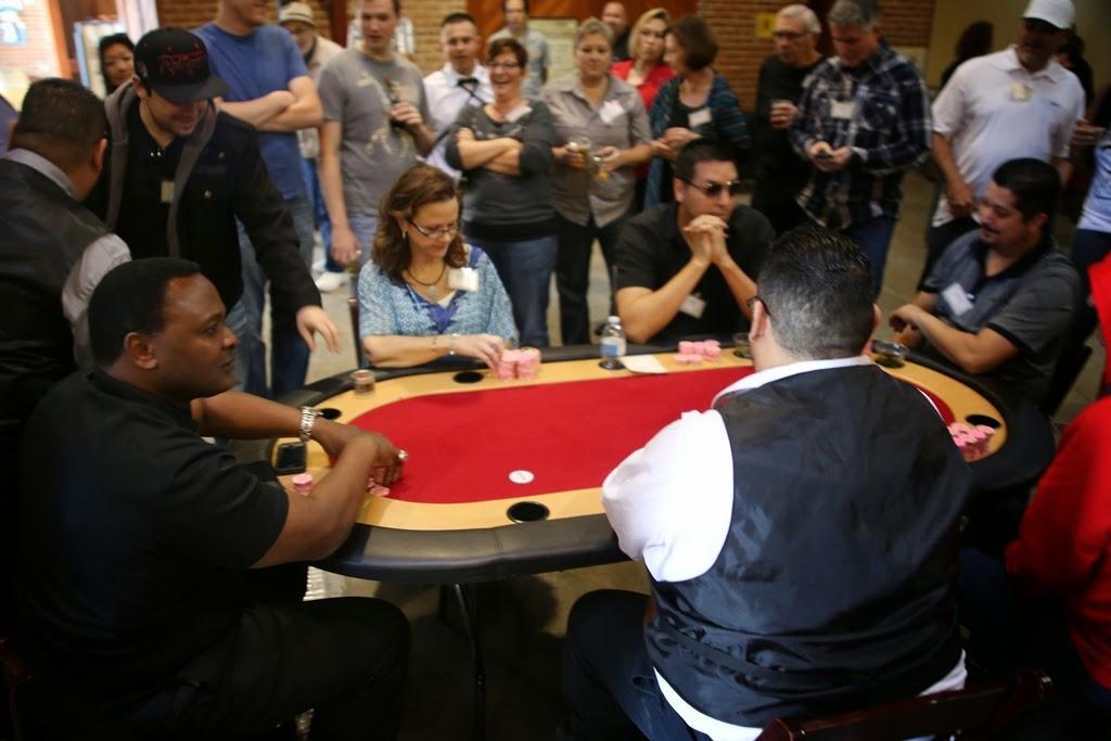 Poker sacramento