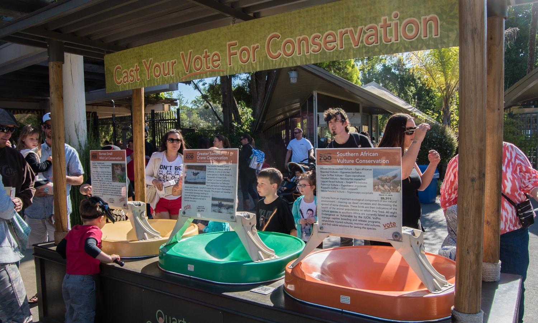 Quarter for Conservation program