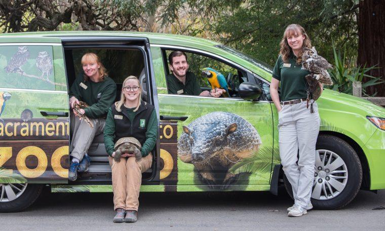 ZooMobile & Education Staff