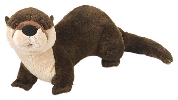 Zoo Parent River Otter Plush