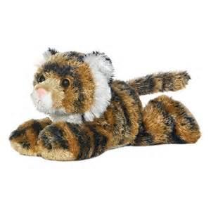 Tiger Zoo Parent Plush