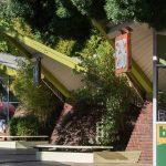 Sac Zoo entrance