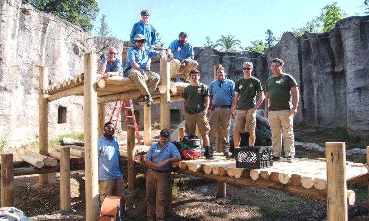 Zoo's Facilities Team