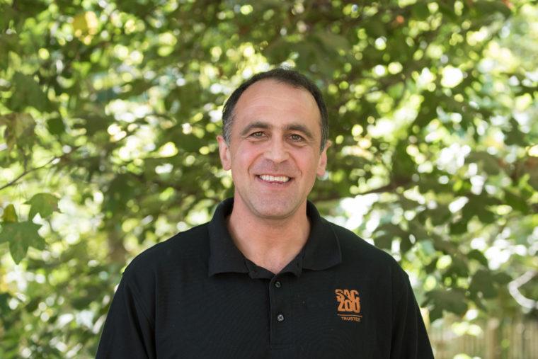 Board Member Adham Sbeih