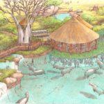 Rendering of Hippo Exhibit
