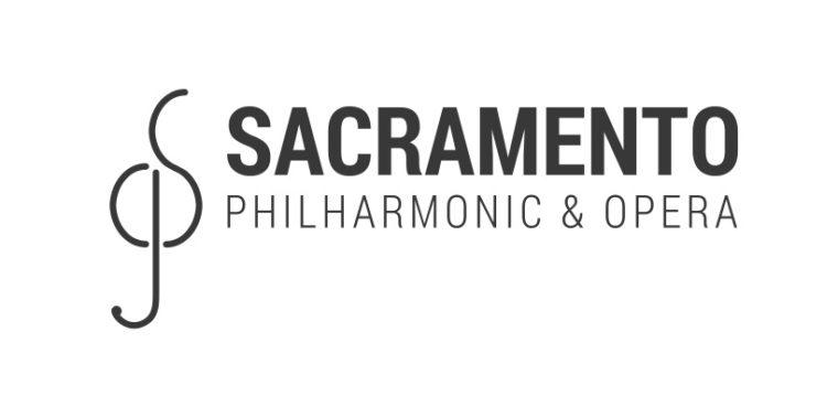 Sacramento Philharmonic & Opera logo