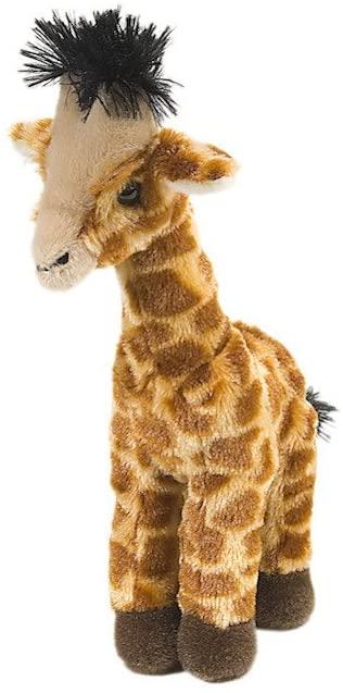 Giraffe plush